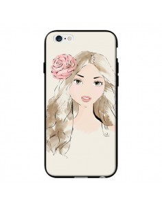 Coque Girlie Fille pour iPhone 6 - Tipsy Eyes