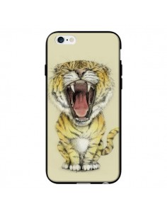 Coque Lion Rawr pour iPhone 6 - Tipsy Eyes