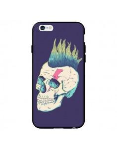 Coque Tête de mort Punk pour iPhone 6 - Victor Vercesi