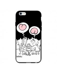 Coque L'amour selon homme et femme pour iPhone 6 - Kristian