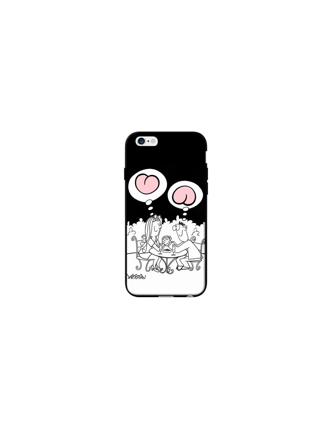 coque iphone 6 homme femme