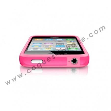 Bumper pour iPhone 4/4S - Rose