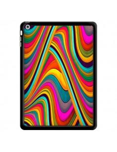 Coque Acid Vagues pour iPad Air - Danny Ivan