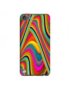 Coque Acid Vagues pour iPod Touch 5 - Danny Ivan