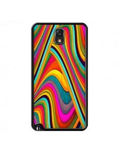 Coque Acid Vagues pour Samsung Galaxy Note III - Danny Ivan