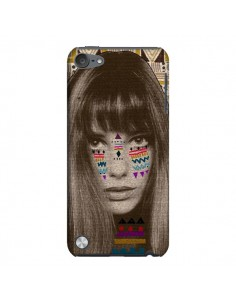 Coque Jane Azteque pour iPod Touch 5 - Kris Tate