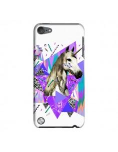 Coque Licorne Unicorn Azteque pour iPod Touch 5 - Kris Tate