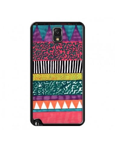 Coque Azteque Dessin pour Samsung Galaxy Note III - Kris Tate
