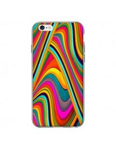 Coque Acid Vagues pour iPhone 6 - Danny Ivan