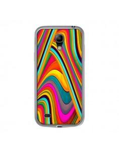 Coque Acid Vagues pour Samsung Galaxy S4 Mini - Danny Ivan