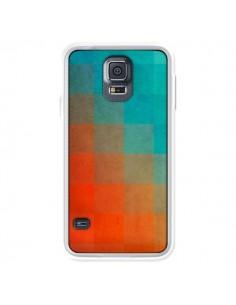 Coque Beach Pixel Surface pour Samsung Galaxy S5 - Danny Ivan