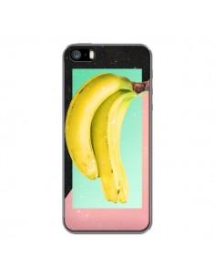 Coque Eat Banana Banane Fruit pour iPhone 5 et 5S - Danny Ivan