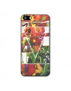 Coque Facke Flowers Fleurs pour iPhone 5 et 5S - Danny Ivan