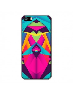 Coque Friendly Color Azteque pour iPhone 5 et 5S - Danny Ivan