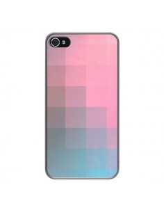 Coque Girly Pixel Surface pour iPhone 4 et 4S - Danny Ivan