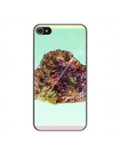 Coque Mineral Love Pierre Volcan pour iPhone 4 et 4S - Danny Ivan