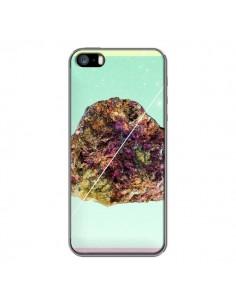 Coque Mineral Love Pierre Volcan pour iPhone 5 et 5S - Danny Ivan