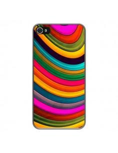 Coque More Curve Vagues pour iPhone 4 et 4S - Danny Ivan
