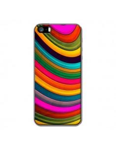Coque More Curve Vagues pour iPhone 5 et 5S - Danny Ivan