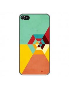 Coque Road Summer Azteque pour iPhone 4 et 4S - Danny Ivan