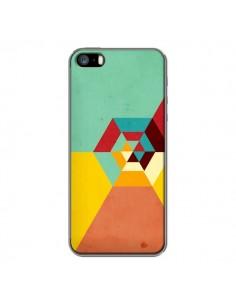 Coque Road Summer Azteque pour iPhone 5 et 5S - Danny Ivan