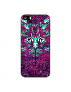 Coque Space Cat Chat espace pour iPhone 5 et 5S - Danny Ivan