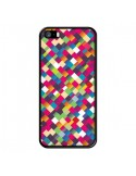 Coque Sweet Pattern Mosaique Azteque pour iPhone 5 et 5S - Danny Ivan