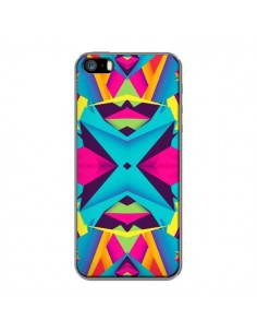 Coque The Youth Azteque pour iPhone 5 et 5S - Danny Ivan