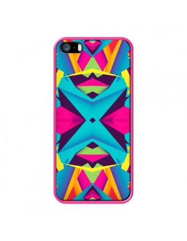 Coque The Youth Azteque pour iPhone 5 et 5S - Danny Ivan