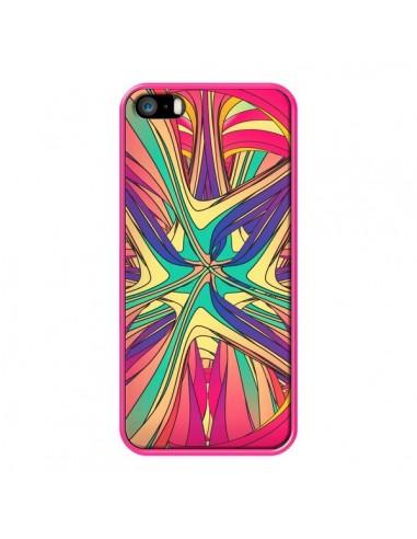 Coque Veins Veines Azteque Vagues pour iPhone 5 et 5S - Danny Ivan
