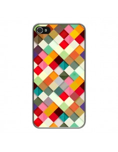 Coque Pass This On Azteque pour iPhone 4 et 4S - Danny Ivan
