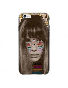Coque Jane Azteque pour iPhone 6 - Kris Tate