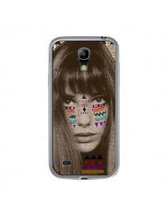 Coque Jane Azteque pour Samsung Galaxy S4 Mini - Kris Tate