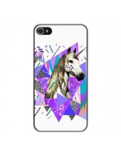 Coque Licorne Unicorn Azteque pour iPhone 4 et 4S - Kris Tate