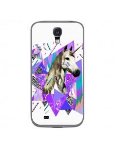 Coque Licorne Unicorn Azteque pour Samsung Galaxy S4 - Kris Tate