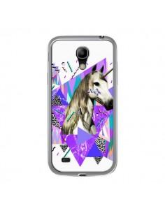 Coque Licorne Unicorn Azteque pour Samsung Galaxy S4 Mini - Kris Tate