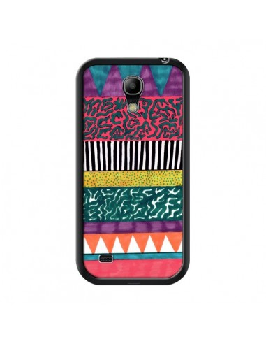 Coque Azteque Dessin pour Samsung Galaxy S4 Mini - Kris Tate