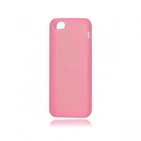 Coque Unie en Silicone pour iPhone 5