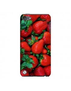 Coque Fraise Strawberry Fruit pour iPod Touch 5 - Laetitia