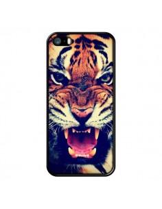 Coque Tigre Swag Roar Tiger pour iPhone 5 et 5S - Laetitia