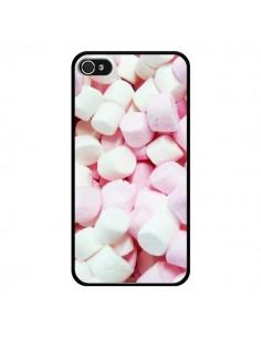 Coque Marshmallow Chamallow Guimauve Bonbon Candy pour iPhone 4 et 4S - Laetitia