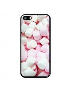 Coque Marshmallow Chamallow Guimauve Bonbon Candy pour iPhone 5 et 5S - Laetitia