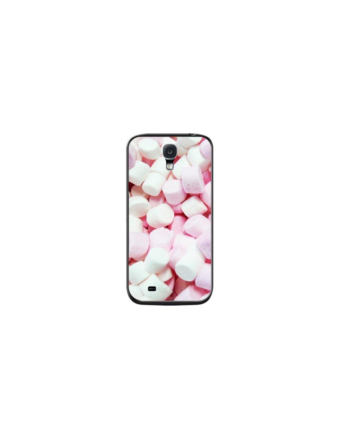 Coque Marshmallow Chamallow Guimauve Bonbon Candy pour Samsung Galaxy ...