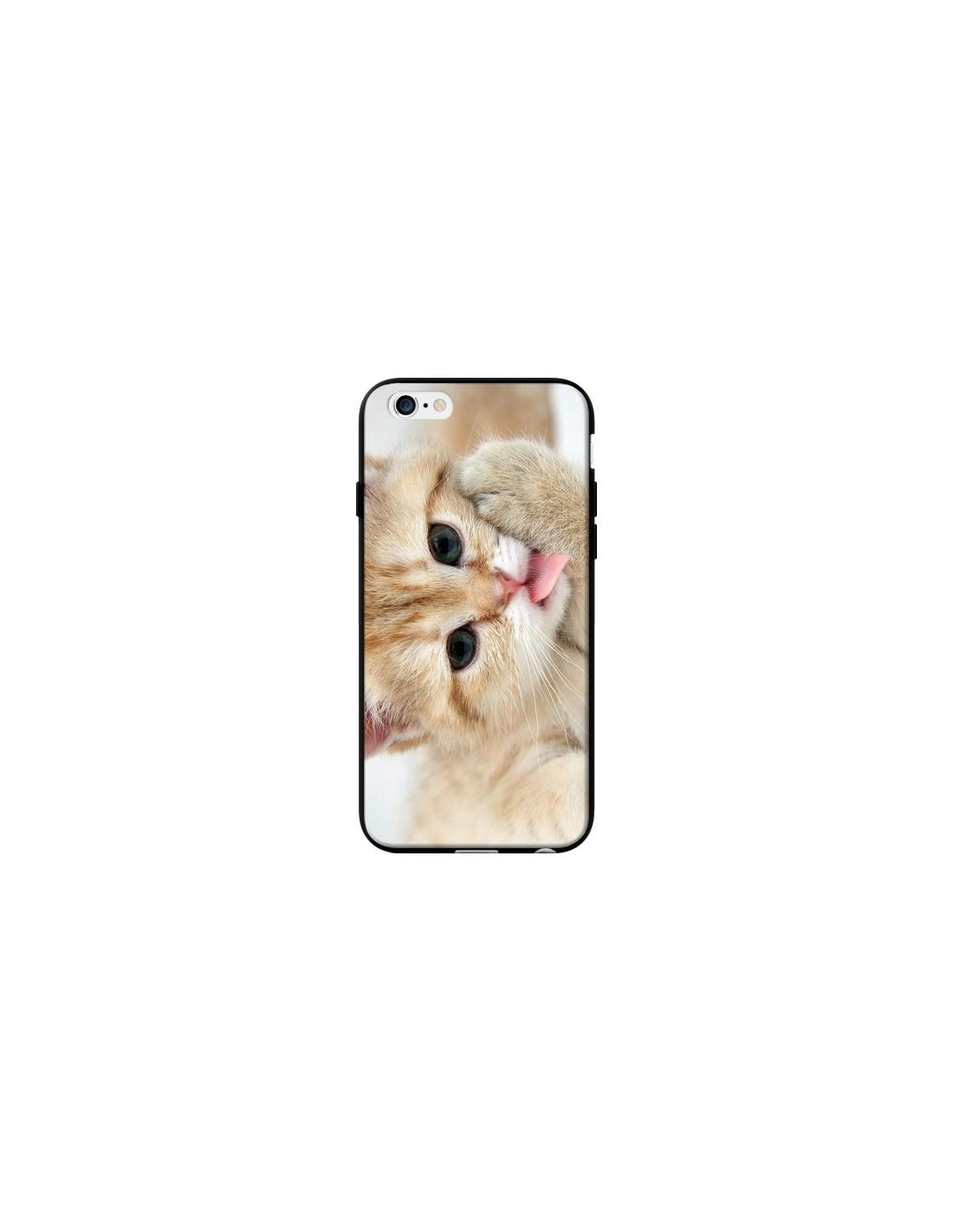 Coque Cat Iphone