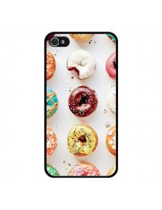 Coque Donuts pour iPhone 4 et 4S - Laetitia