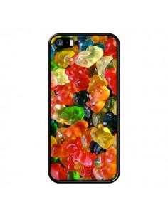 Coque Bonbon Ourson Candy pour iPhone 5 et 5S - Laetitia