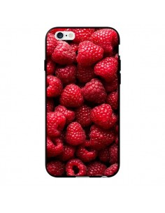 Coque Framboise Raspberry Fruit pour iPhone 6 - Laetitia