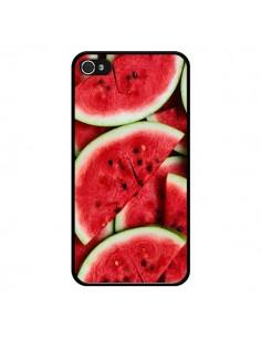 Coque Pastèque Watermelon Fruit pour iPhone 4 et 4S - Laetitia