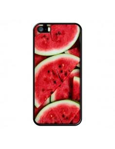 Coque Pastèque Watermelon Fruit pour iPhone 5 et 5S - Laetitia