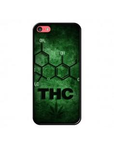 Coque THC Molécule pour iPhone 5C - Bertrand Carriere